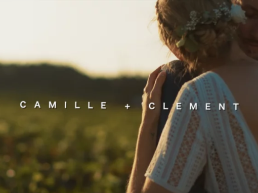 CAMILLE + CLEMENT