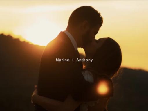 MARINE + ANTHONY